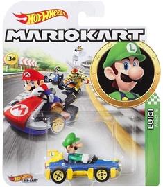 Детская машинка Hot Wheels Mariokart Luigi Match 8