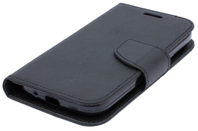 Telone Fancy Diary Bookstand Case HTC Desire 820 Black