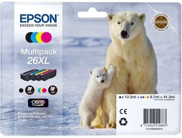 Epson 26 Claria Premium Multipack XL