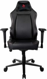 Spēļu krēsls Arozzi Primo PU Black/Red