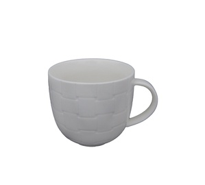 Domoletti Lingo Mug White 330ml JX252-C001-01