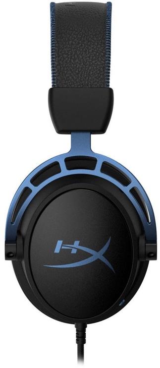 Austiņas Kingston HyperX Cloud Alpha S Black/Blue