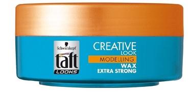 Schwarzkopf Taft Looks Creative Looks Hair Wax 75ml