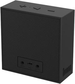 Bezvadu skaļrunis Divoom TimeBox Mini Black, 5 W