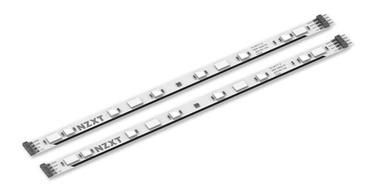 NZXT HUE 2 LED Strips 20cm White