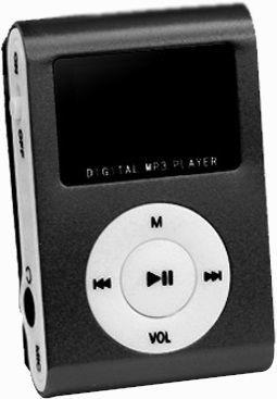 Mūzikas atskaņotājs Setty Super Compact GSM014537 Black, 0 GB