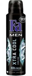 Vīriešu dezodorants Fa Men Xtra Cool, 150 ml