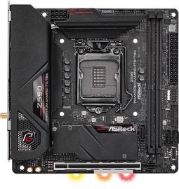 Mātesplate ASRock Z590 Phantom Gaming-ITX/TB4