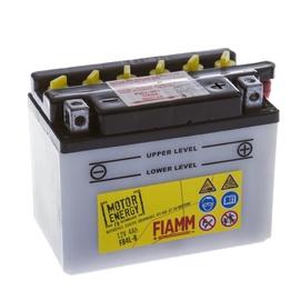 Akumulators Fiamm Moto, FB4L-B, 4 Ah, 40 A, 12 V