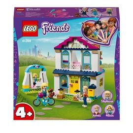 Konstruktors LEGO Friends 4+ Stefānijas māja 41398, 170 gab.