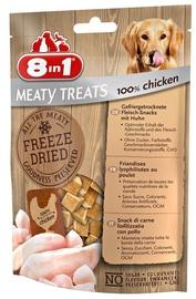 8in1 Meaty Treats Freeze Dried Chicken 50g