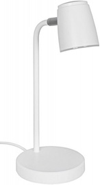ActiveJet Nero Table Lamp 4.5W LED White