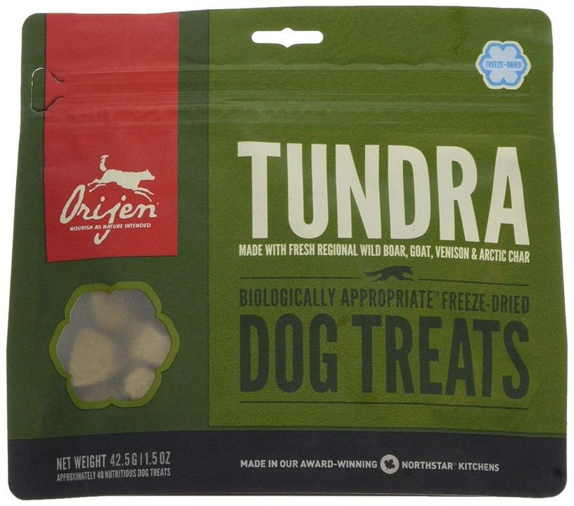 Orijen Tundra Dog Treats 42.5g