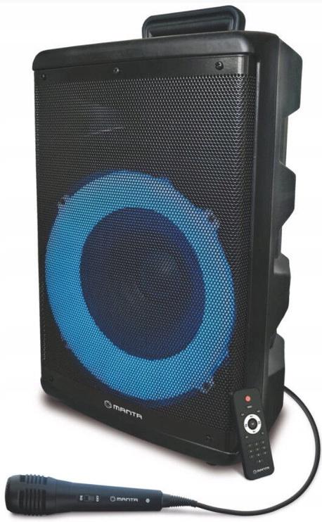Bezvadu skaļrunis Manta SPK5030, melna