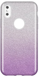 Wozinsky Glitter Shining Back Case For Samsung Galaxy A9 Purple