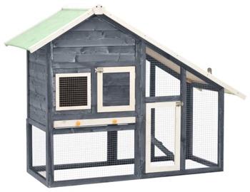Клетка для грызунов VLX Rabbit Hutch, 1400 мм x 630 мм x 1200 мм