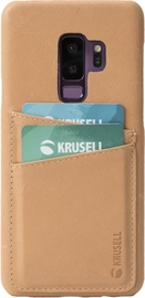 Krusell Sunne 2 Card Back Case For Samsung Galaxy S9 Plus Nude