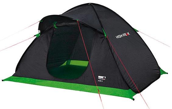 Telts High Peak Swift 3 Black/Green 10144