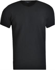 Tommy Hilfiger V-Neck 3 Pack 2S87903767-990 Mens T-Shirt Black XXL