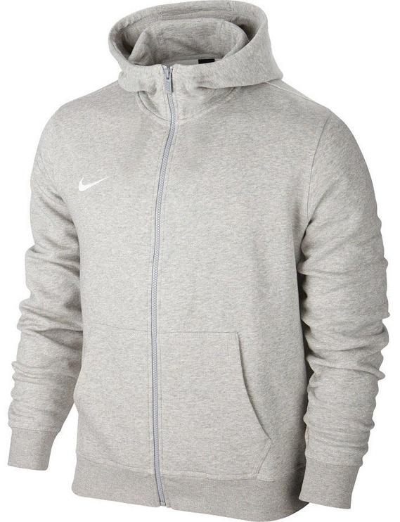 Nike JR Hoodie Team Club FZ 658499 050 Gray S