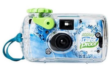Fujifilm QuickSnap Marine Waterproof Disposable Camera