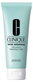 Sejas maska Clinique Acne Solutions Oil-Control Cleansing Mask, 100 ml