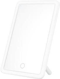 Spogulis Platinet Modern White, stāvošs, 13.5x20.3 cm