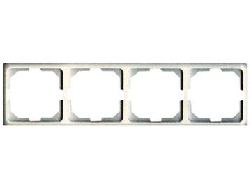 Vilma Electric R04V XL200 4-Socket Frame Beige
