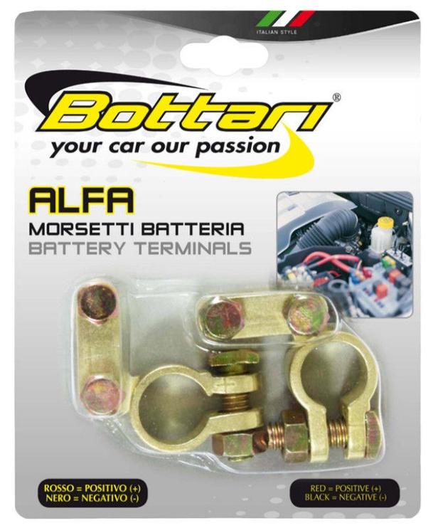 Bottari Deluxe Battery Terminals 24119