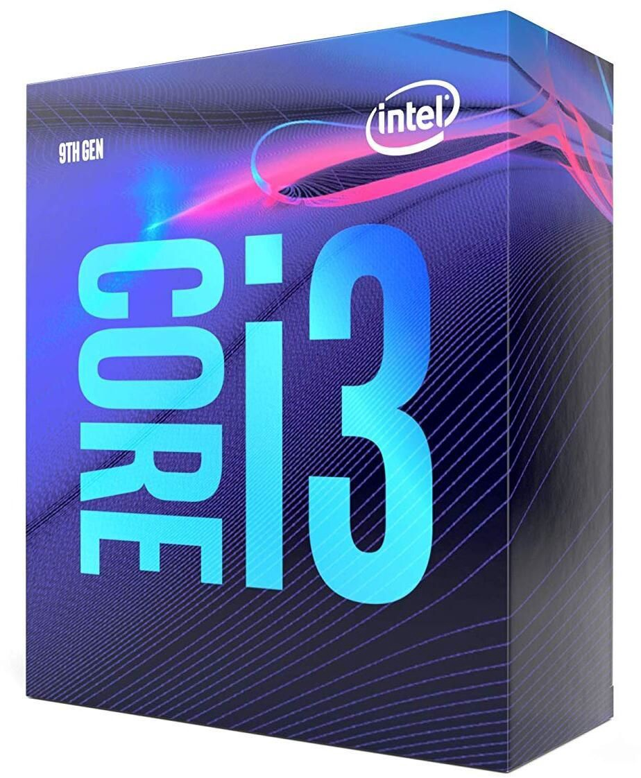 Intel® Core™ i3-9100 3.6GHz 6MB BOX BX80684I39100