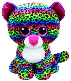 Плюшевая игрушка TY Beanie Boos Dotty Leopard Multicolor, 24 см