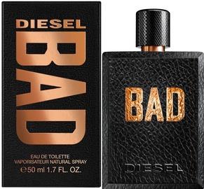 Smaržas Diesel Bad 50ml EDT