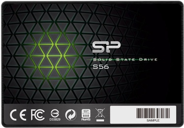 "Silicon Power S56 120GB SATA III 2.5"" SP120GBSS3S56B25"