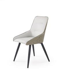 Ēdamistabas krēsls Halmar K - 243 Grey