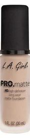 Tonizējošais krēms L.A. Girl PRO Matte Foundation Bisque, 30 ml