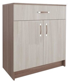 DSV Ronda KMR800.2 Chest Of Drawers Light/Dark Ash Shimo