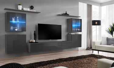 ASM Switch XIV Wall Unit Graphite