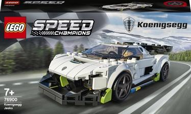 Конструктор LEGO Speed Champions Koenigsegg Jesko 76900, 280 шт.
