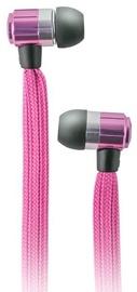Austiņas Forever Swing Sport & Fitness Shoelace Pink