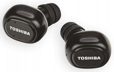 Austiņas Toshiba CordFree RZE-BT800E Black, bezvadu