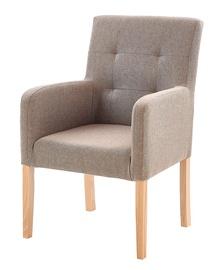 Atzveltnes krēsls Halmar Filo Honey Oak, 60x62x92 cm