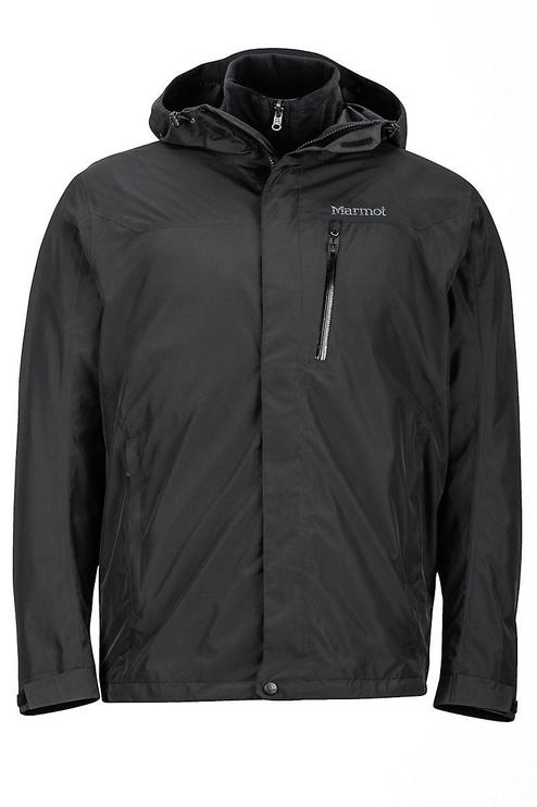 Marmot Mens Ramble Component Jacket Black S