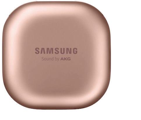 Austiņas Samsung Galaxy Buds Live, oranža