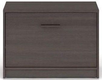 Шкаф для обуви Black Red White Nepo Plus Wenge, 700x340x500 мм