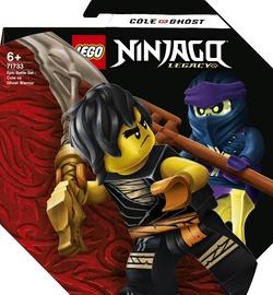 Konstruktors LEGO Ninjago Episkās kaujas komplekts: Cole pret rēgu kareivi 71733
