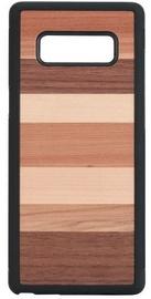Man&Wood Sabbia Back Case For Samsung Galaxy Note 8 Brown