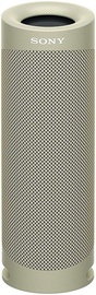Sony SRS-XB23 Bluetooth Speaker Taupe