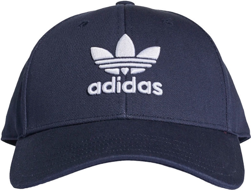 Adidas Trefoil Baseball Cap DV0174 Navy Blue
