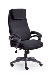 Halmar Office Chair Sidney Black