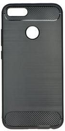 TakeMe Carbon Effect Back Case For Xiaomi Redmi Note 7/Note 7 Pro Black